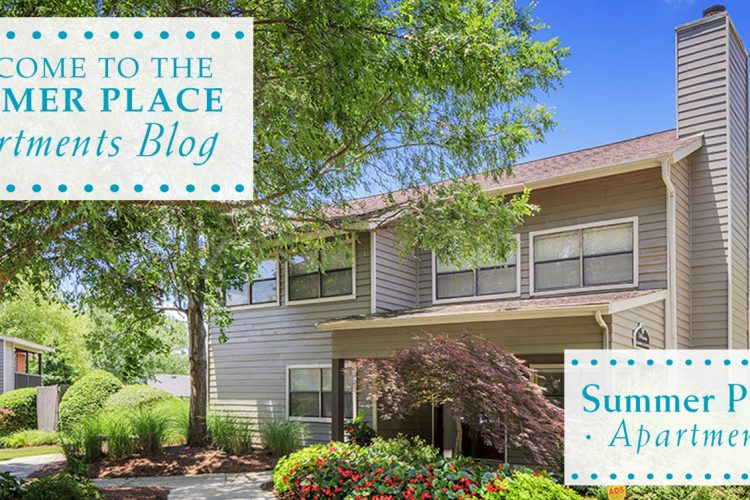 Welcome to the Summer Place Apartments Blog