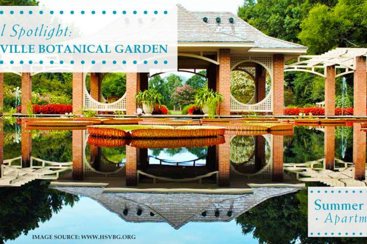 Local Spotlight: Huntsville Botanical Garden