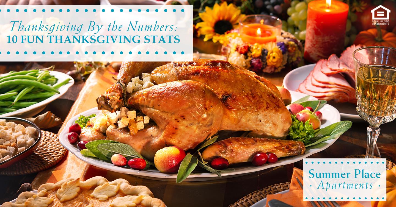 Fun Thanksgiving Stats
