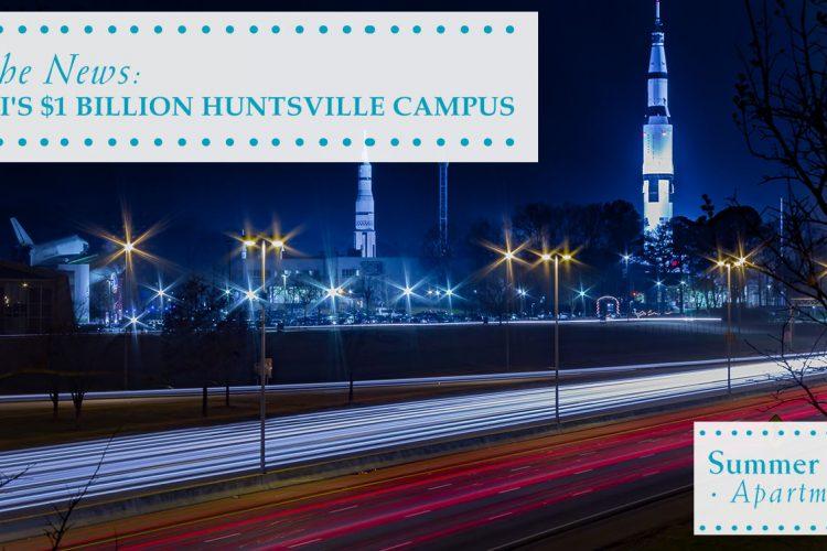 In the News: The FBI's $1 Billion Huntsville Campus