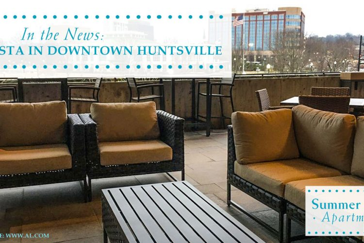 In the News: BarVista in Downtown Huntsville