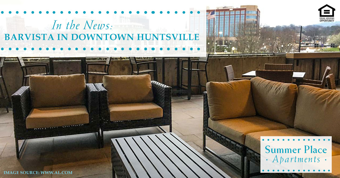 BarVista in Downtown Huntsville