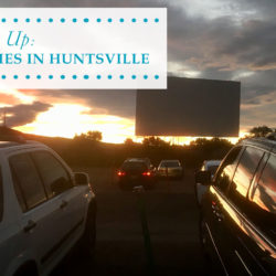 drive-in movies in Huntsville