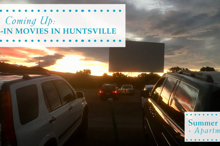 Coming Up: Drive-In Movies in Huntsville