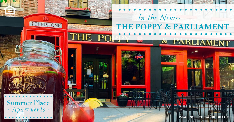 The Poppy & Parliament