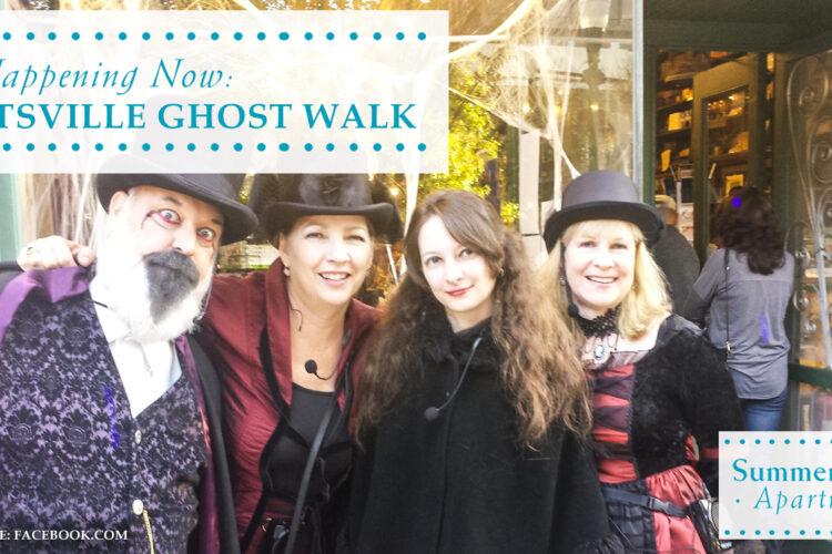 Happening Now: Huntsville Ghost Walk