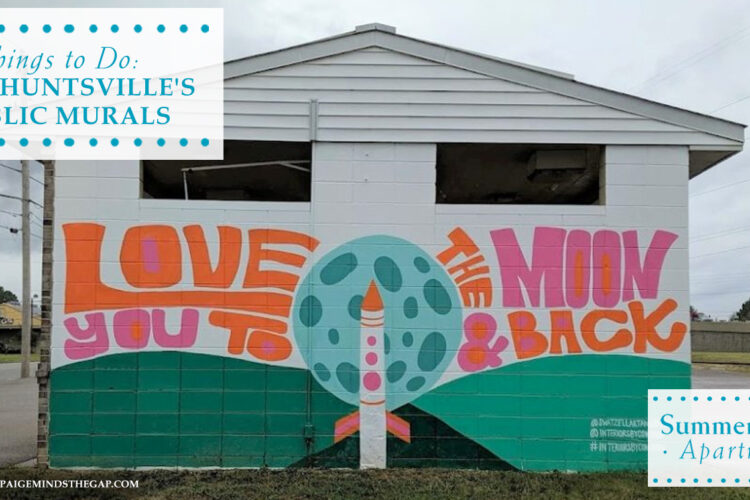 Things to Do: Visit Huntsville's Public Murals