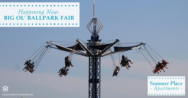 Big Ol' Ballpark Fair