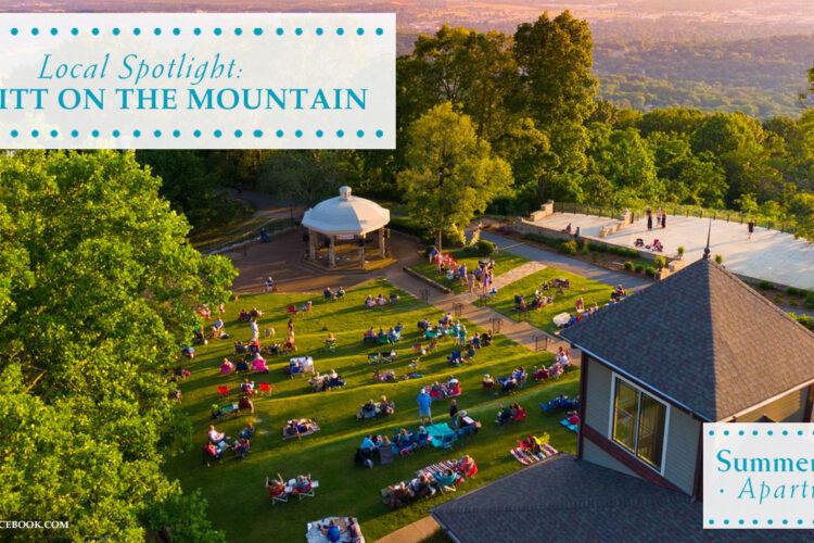 Local Spotlight: Burritt on the Mountain