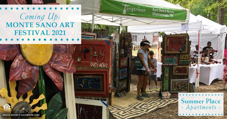 Coming Up: Monte Sano Art Festival 2021